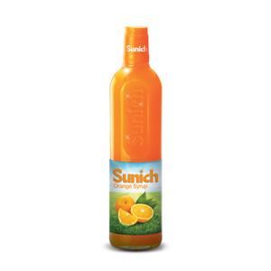 Orange Syrup 600cc - Sunich