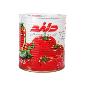 Tomato Paste 800gr (Easy Open) - Daland