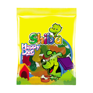 Mix Fruits Jelly Gum 35gr - Shiba