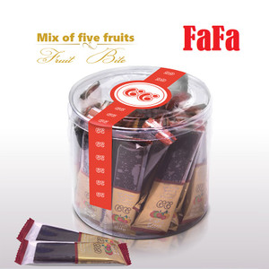 Fruit Rolls (Mix of five fruits) 20 x 20gr - Fafa