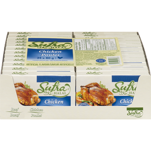 Halal Chicken Cubes (80 g) - Sufra