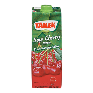 Sourcherry Nectar (1 L) - Tamek
