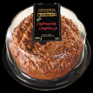 Coffee Cake, Cinnamon (850 g) - FARMER'S MARKET