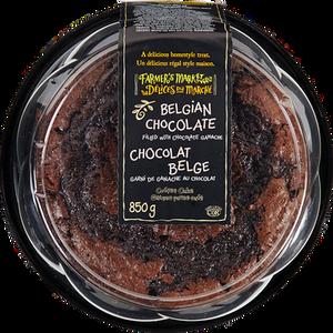 Coffee Cake, Belgian Chocolate (850 g) - FARMER'S MARKET