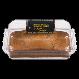 Loaf Cake, Golden (390 g) - FARMER'S MARKET