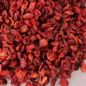 Dried Pitted Cornelian Berry ( Zoghal Akhteh ) (1/2 lb)