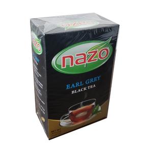 Black Tea with Earl Grey  (450 gr) - Nazo