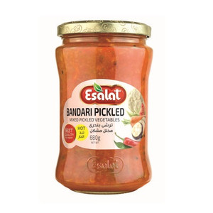 Litteh Bandari Pickled 680g - Esalat