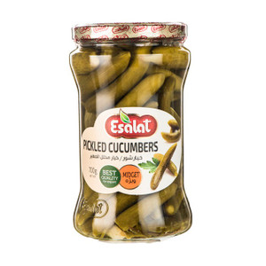 Pickled Cucumber (Midget) 700gr - Esalat