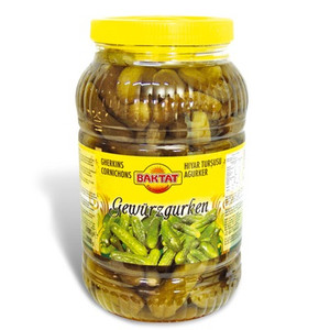 Pickled Cucumber 3kg - Baktat