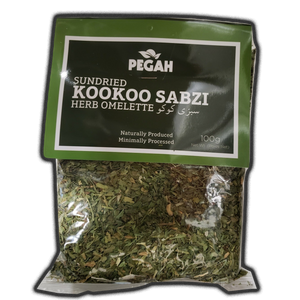 Sabzi KooKoo - Dried Herbs Mix 100gr - Pegah