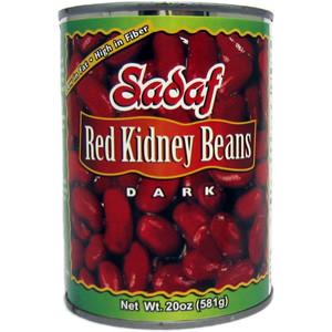 Red Kidney Beans (581 mL) - Sadaf