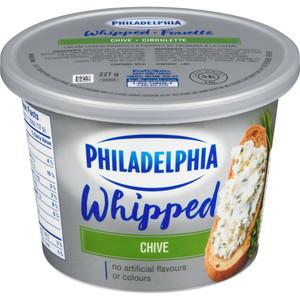 Whipped Chives Cream Cheese (227 g) - Philadelphia