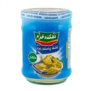 Liquid Curd / Whey (Kashk) 250gr - Dehkadeh Khoram
