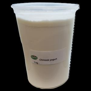 Yogurt 3% Fat 1kg - Chinook Cheese