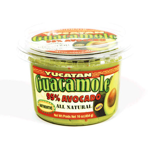 Authentic Guacamole 454 g - YUCATAN