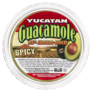 Guacamole Spicy 227 g - YUCATAN