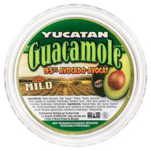 Guacamole Mild 227 g - YUCATAN