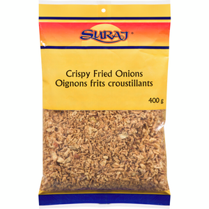 Crisp Fried Onions  400 gr - Suraj