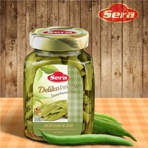 Green Beans in Brine 720gr - Sera