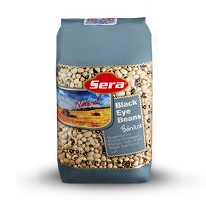 Black eye Beans 900gr - Sera