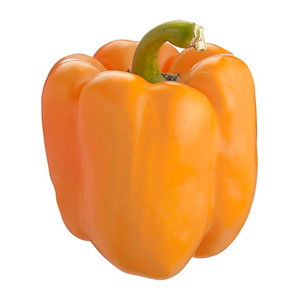 Greenhouse Orange Peppers 1ea