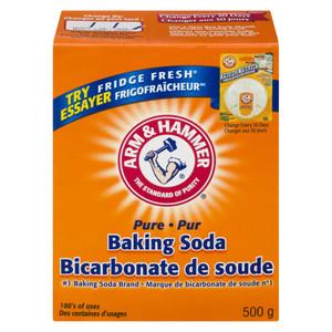Baking Soda 500 g - ARM & HAMMER