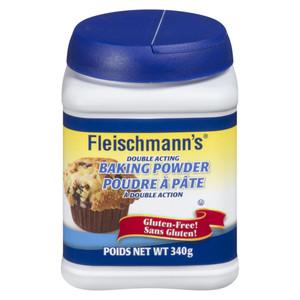 Baking Powder 340 g - FLEISCHMANNS