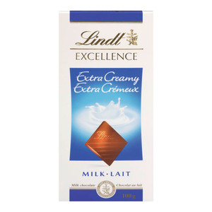 Extra Creamy Milk Chocolate 100 g - LINDT