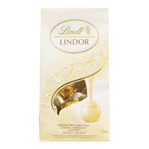 Irresistibly Smooth White Chocolate 150 g - LINDT