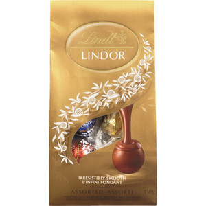 Chocolate, Assorted Bag 150 g - LINDT