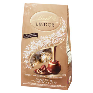 Fudge Swirl Chocolate 150 g - LINDT