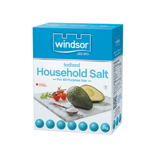 Iodized Table Salt 2kg - Windsor