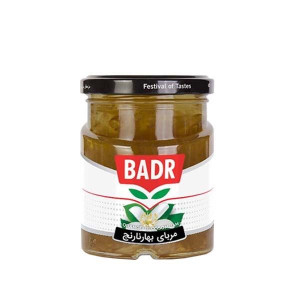 Orange Blossom Jam 300g - Badr