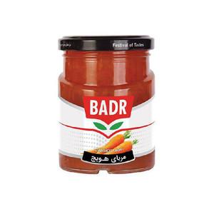 Carrot Jam 310g - Badr