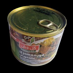 Ghormeh Sabzi Stew (480 gr) - Golvash