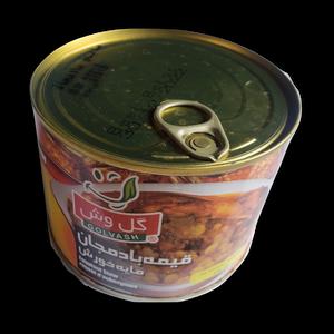 Split Pea and Eggplant Stew ( Gheimeh Bademjan ) 480gr  - Golvash