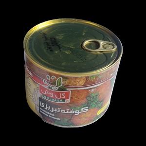 Meatball Dish ( Koofteh Tabrizi ) 480gr  - Golvash
