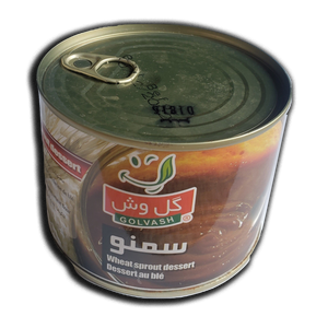 Samanoo - Sprouted Wheat Pudding 480gr - Golvash