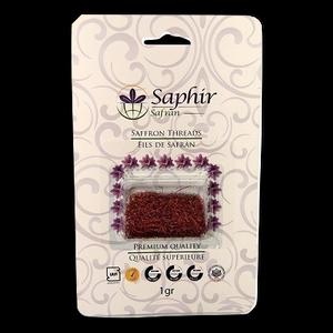 Sargol Saffron 1gr - Saphir