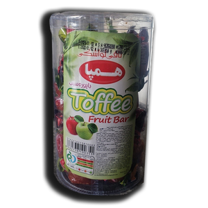 Sour Toffee Fruit Bar 365gr - Hampa