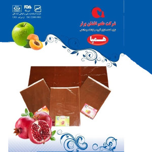 Large Fruit Bar 1kg - Hampa