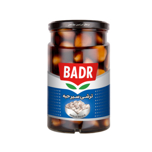 Garlic Pickled Brown (700gr) - Badr