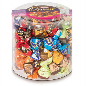 Assorted Orient  Chocolate 1000gr - Tayas
