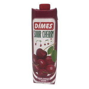 Sour Cherry Juice (1 L) - Dimis