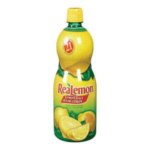 Lemon Juice 945ml - Real Lemon