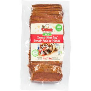 Donair Meat Loaf 1kg (Halal)- Mr Donair