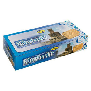 Nimchasht Family biscuits 720gr - Gorji