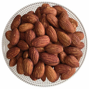 Lighty Salted Almond (90% LESS SALT) (1/2lb)