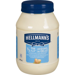 Light Mayonnaise 890 mL - HELLMANN'S